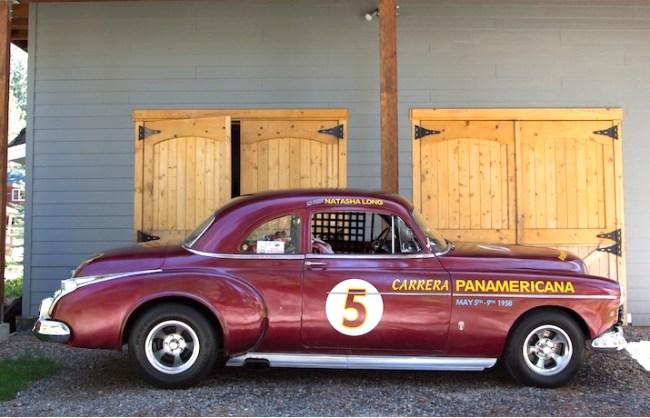 1950 Olds Carrera