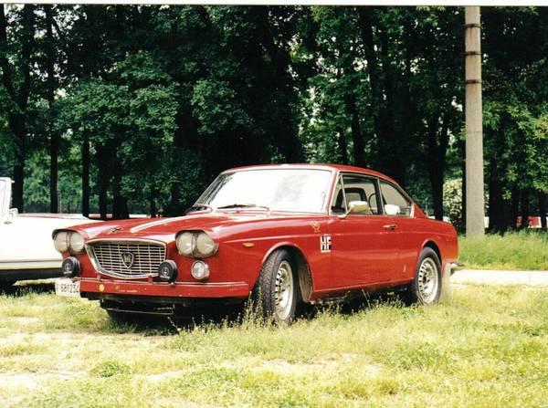 65 Lancia Flavia HF