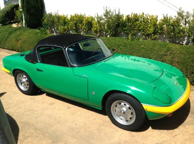 65 Lotus Elan Series 2