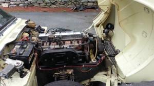 68 Triumph Spitfire GT eng