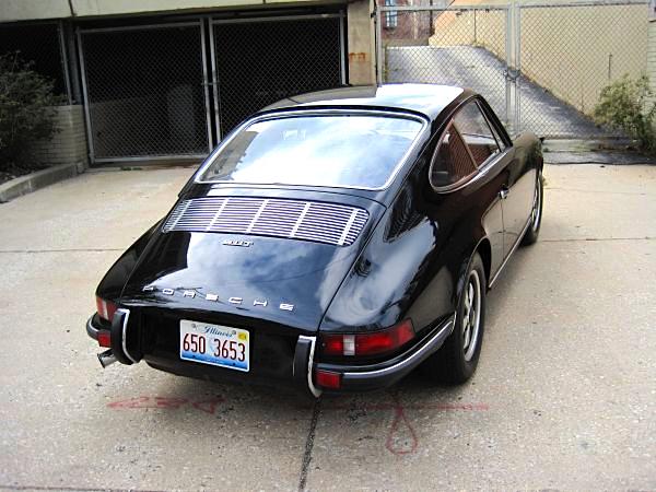 71 Porsche 911T re