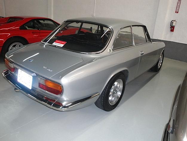 74 Alfa Romeo GTV