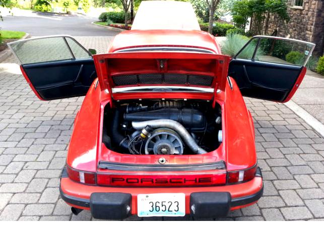 75 Porsche 911