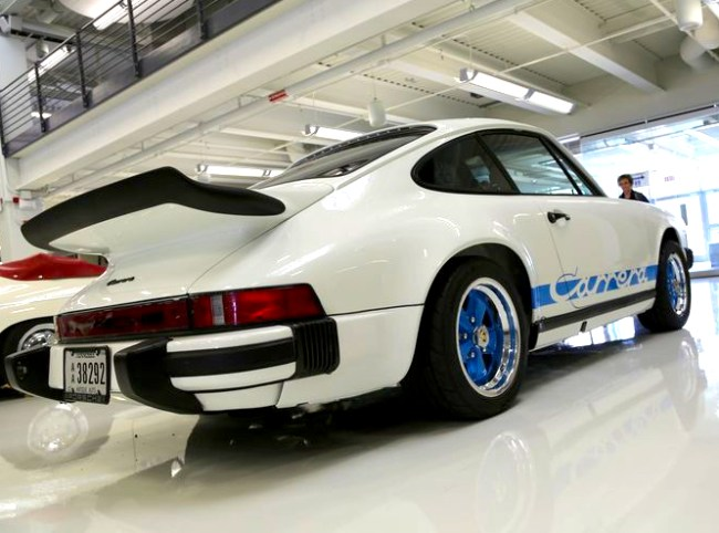 '75 Porsche Carrera