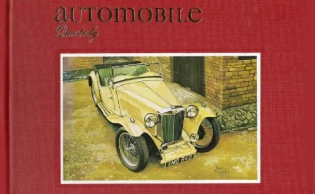 AutomobileQuarterly