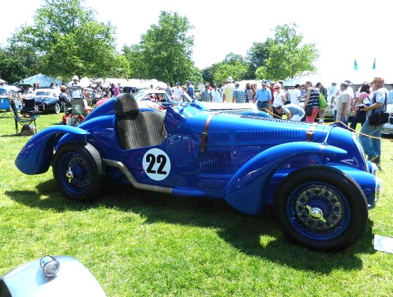 1939 Delage D-6 GP