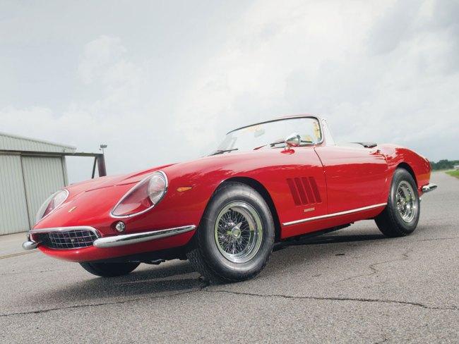 67 Ferrari 275 GTB 4 NART