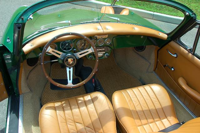 64 Porsche 356C Cabriolet