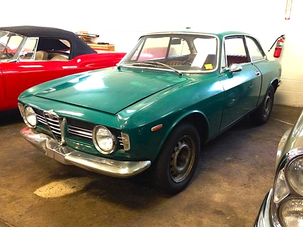 67 Alfa Romeo GTV