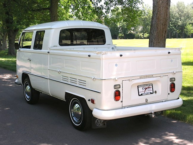70 Volkswagen Double Cab re