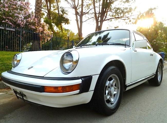 79 Porsche 911SC Coupe