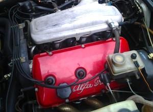 84 Alfa Romeo GTV6