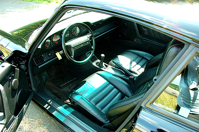 91 Porsche Turbo Coupe