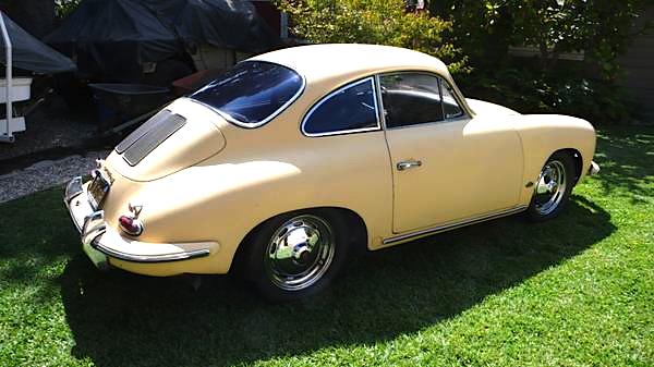 1963 Porsche 356 re