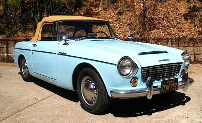 64 Datsun Fairlady