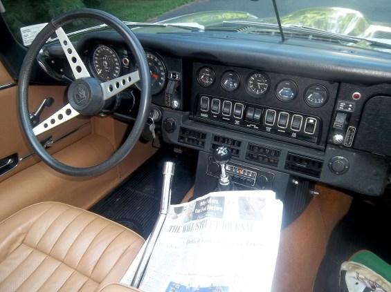 '73 Jaguar XKE V12