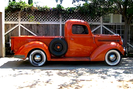 1939 Ford F85