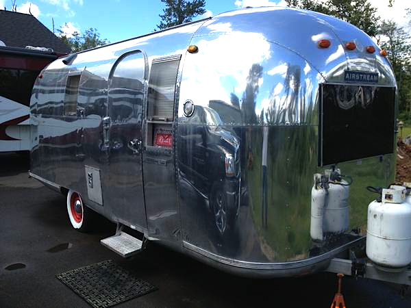 1966 Airstream 20 Footer
