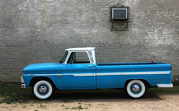 1966 Chevy C10 Fleetside