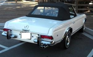 1967 Mercedes Benz 230SL re