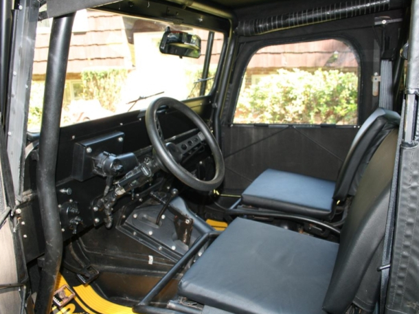 1999 Encore Jeep