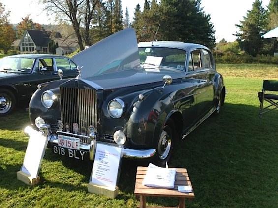 61 Rolls Royce Silver Cloud