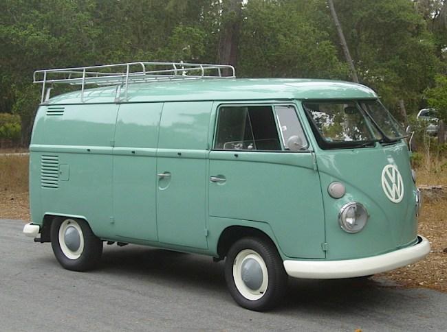 63 VW Camper