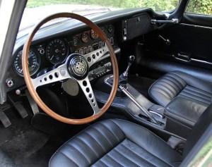 68 Jaguar XKE FHC