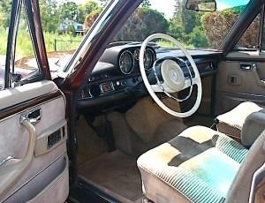 69 Mercedes Benz 300SEL 6.3