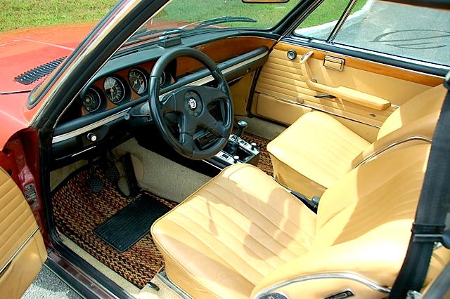 73 BMW 3.0 CS