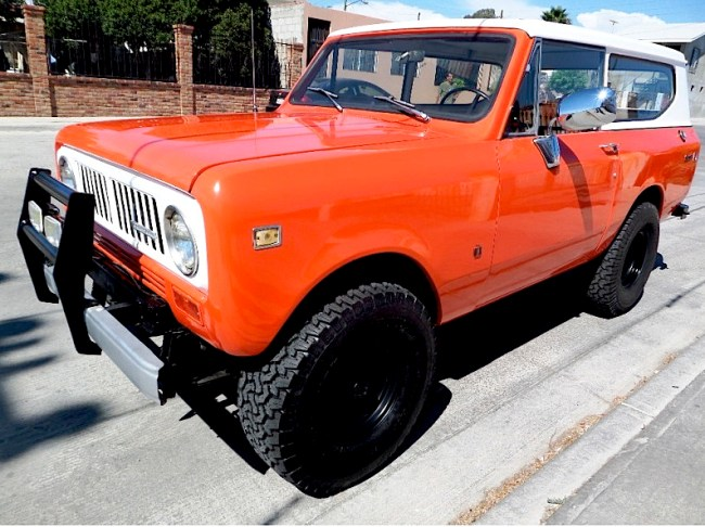73 International Harvester Scout II