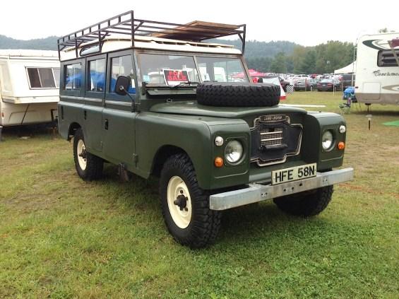Land Rover Fr