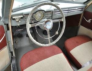 1953 Volvo PV444