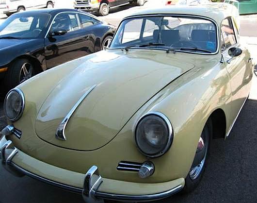 1962 Porsche 356B S90