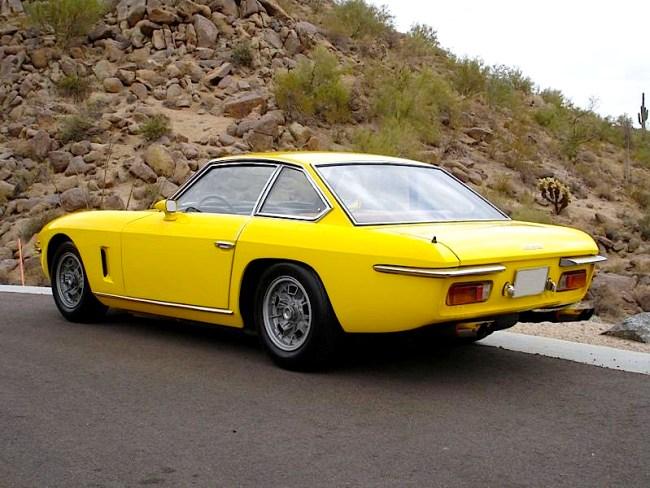 1968 Lamborgini Islero 400 GT