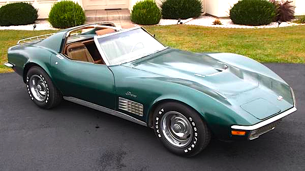 1971 Corvette C3 Sport Coupe