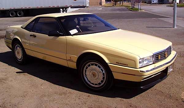 1993 Cadillac Alante