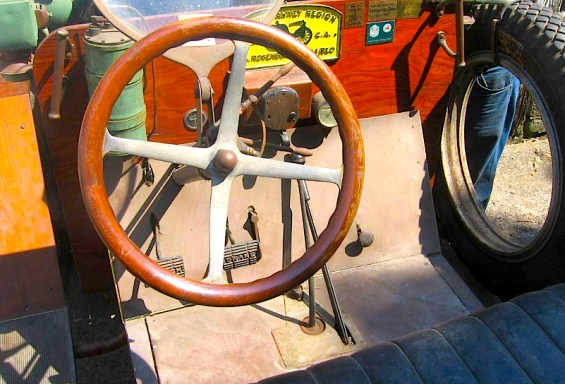 1914 REO Speedwagon Dash