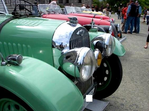 1950 Morgan fr close