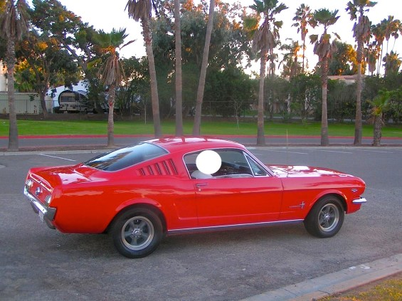 1965 Mustang K-Code