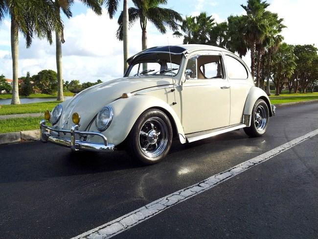 1965 VW Beetle fr