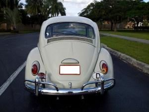 1965 VW Beetle re