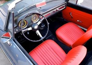 1966 Fiat 1500 int