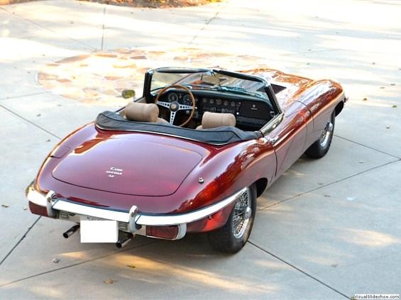 1970 Jaguar XKE Re