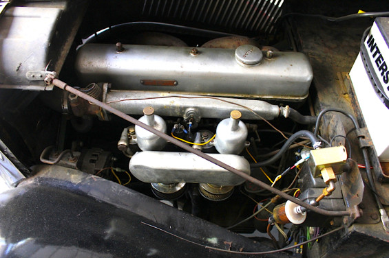 Jaguar 1948 eng