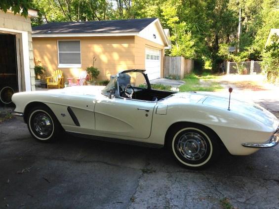 1962 Corvette re