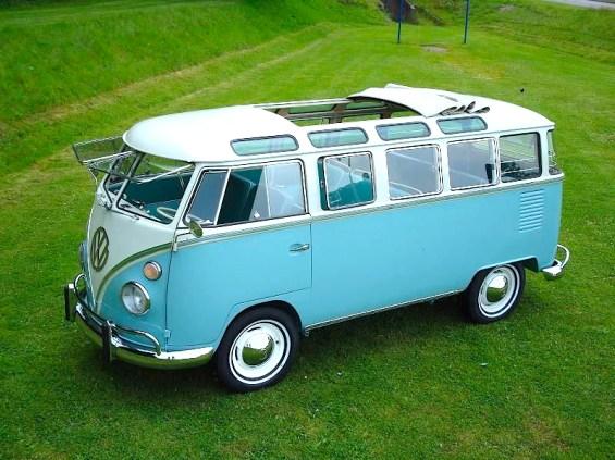 1963 VW Bus fr
