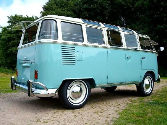 1963 VW Bus re
