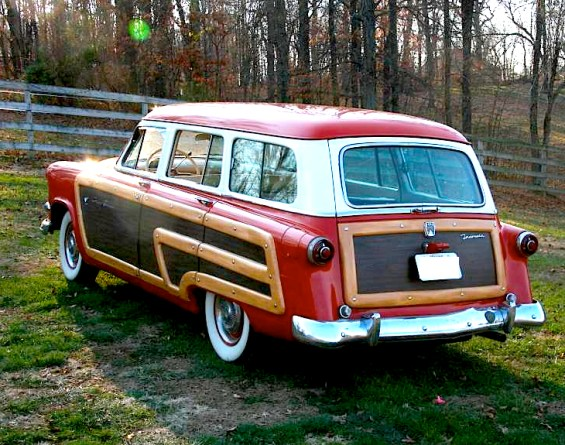 Ford Crestline Country Squire
