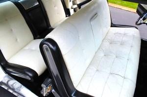 57 Cadillac Eldorado Brougham int